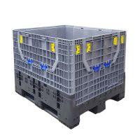 Palletbox inklapbaar 1200x1000x975 mm - kunststof