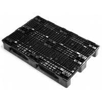 Racking kunststof pallet 1200x800x155mm - open dek