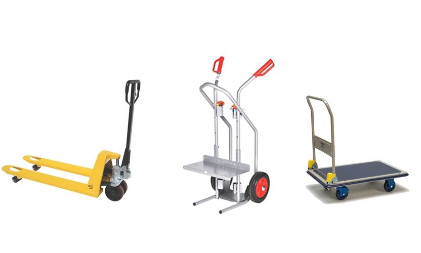 Magazijnwagens - belangrijke functies en toepassingen in magazijnen