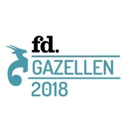 Rotom voor derde jaar op rij trotse winnaar van FD Gazellen prijs!
