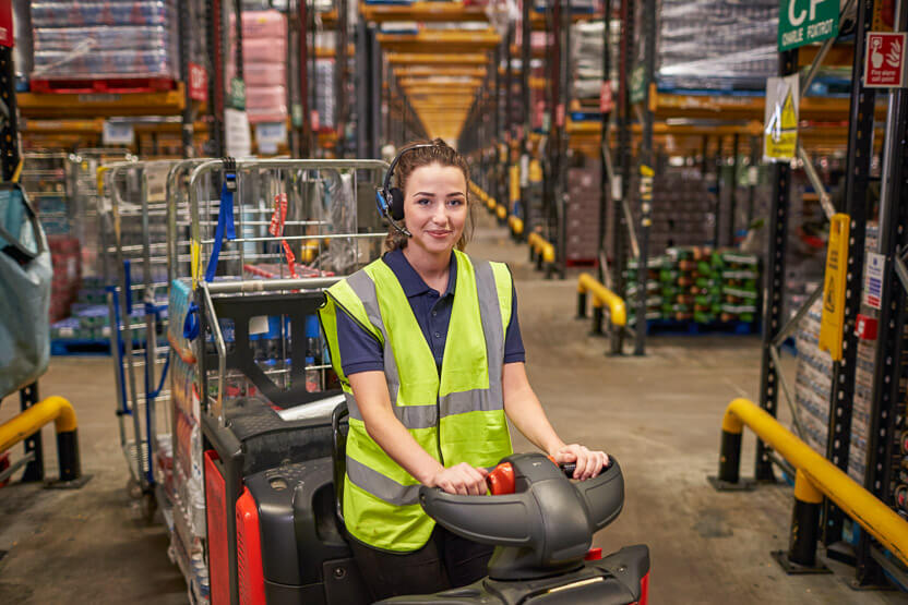 Veilig werken met rolcontainers