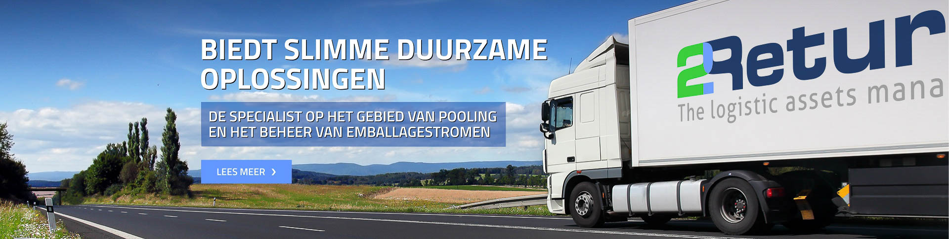 Pooling of logistic products
